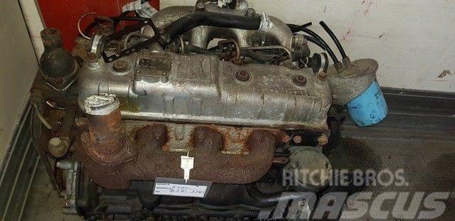 Isuzu /Engine 2.2di / D201 Thermo King
