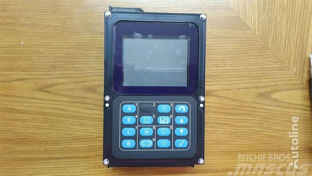 Komatsu /Control Monitor Display Serie 7 / 7835-12-3006, 7
