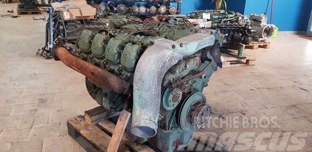 Mercedes-Benz ENGINE OM 422