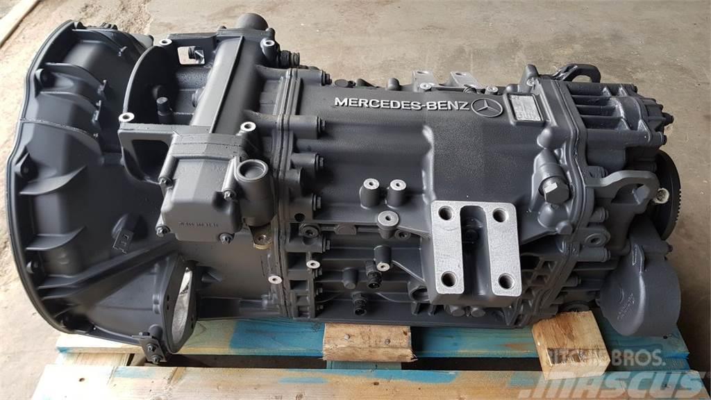 Mercedes-Benz G210-16 Manual Gearbox