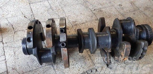 Mercedes-Benz spare part - engine parts - crankshaft