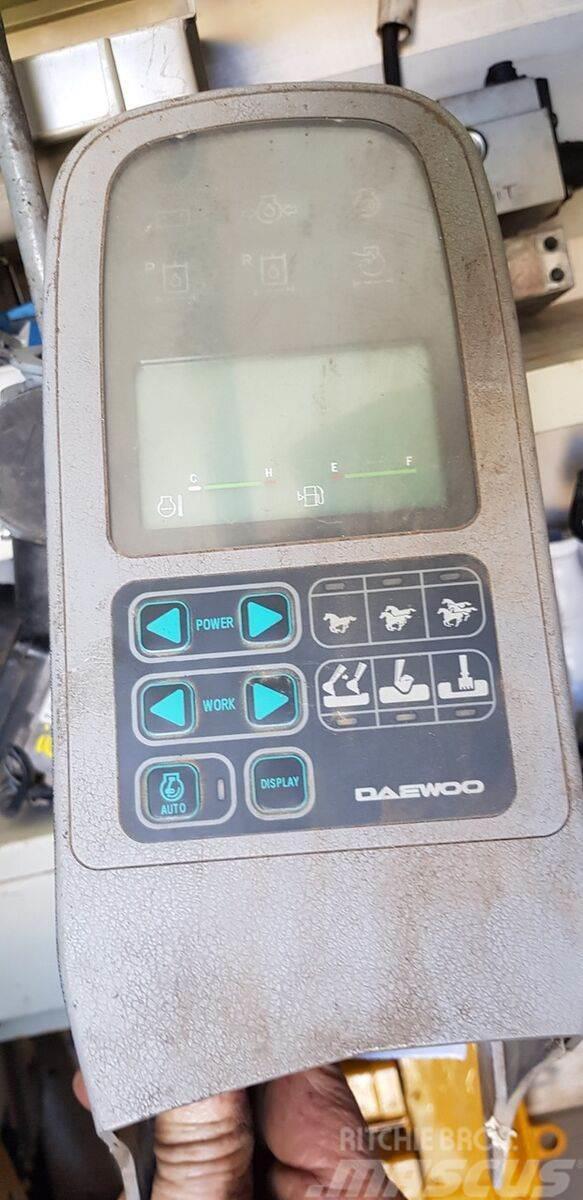 [Other] Controlador Daweoo 2539-1068 Solar - LCD