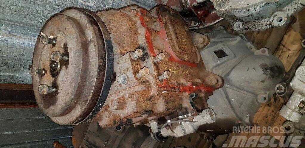 [Other] /Gearbox Toyota Dyna M50 - BU30