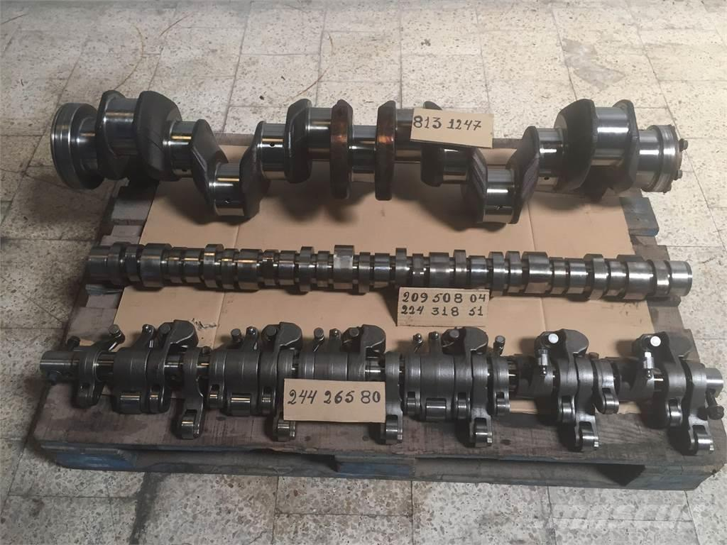 [Other] spare part - engine parts - crankshaft
