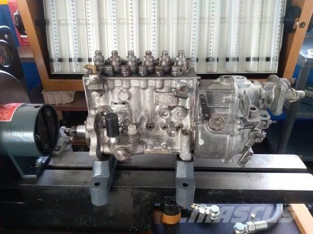 Renault /INJECTION PUMP - CBH 280