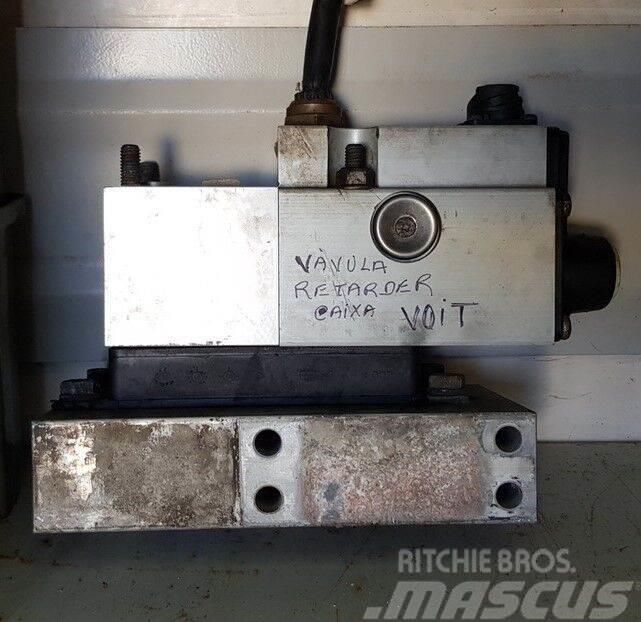 Voith Valvula 4088366 - Norgen Hydraulic Proportional va