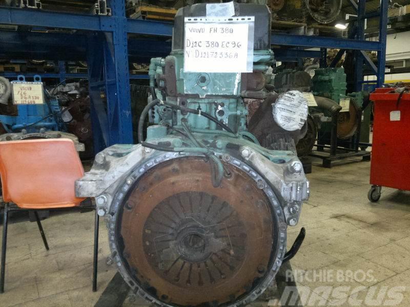 Volvo D12C D12C-380HP