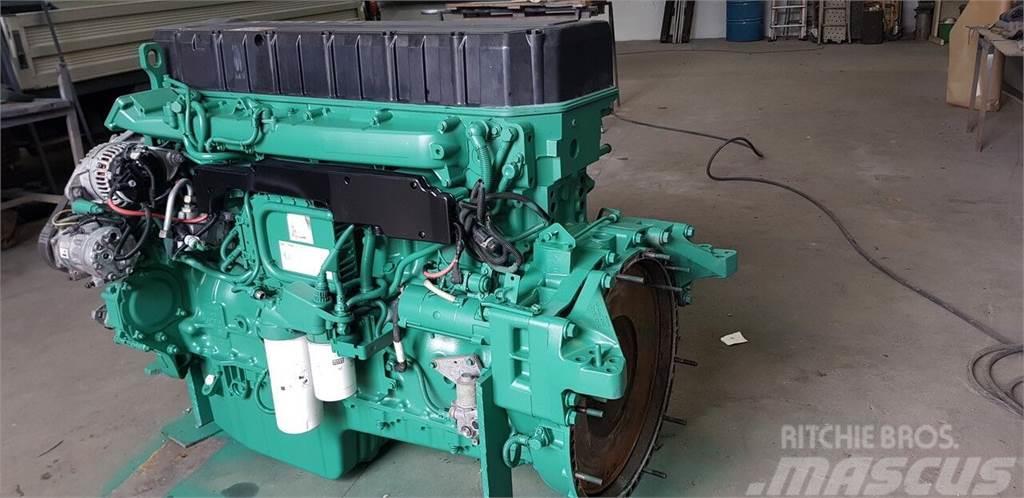 Volvo /Engine Rebuild D12D