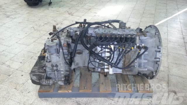 Volvo G7 EGS RETARDER
