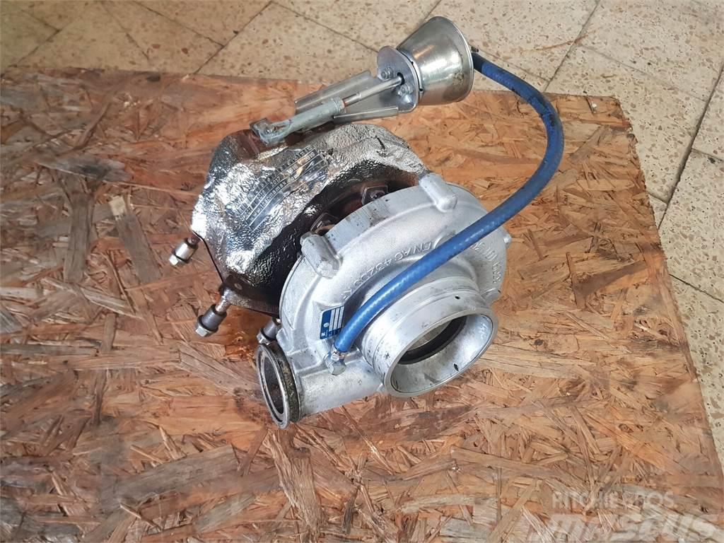 Volvo spare part - engine parts - engine turbocharger