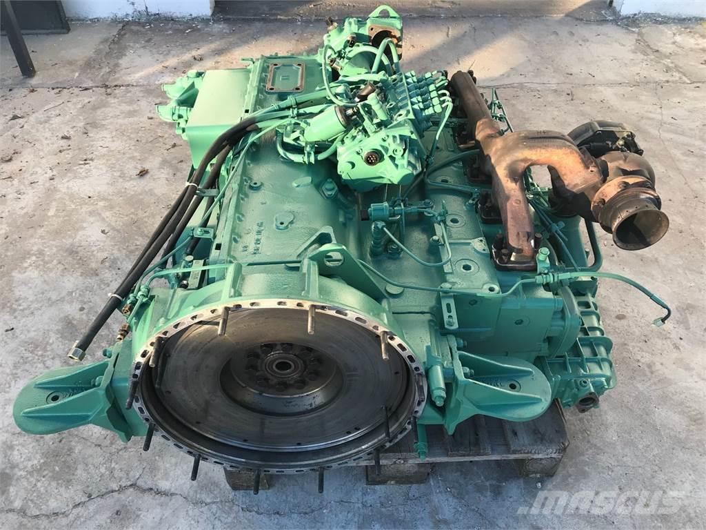 Used volvo thd dh used or rebuild engines for sale for Volvo motors for sale