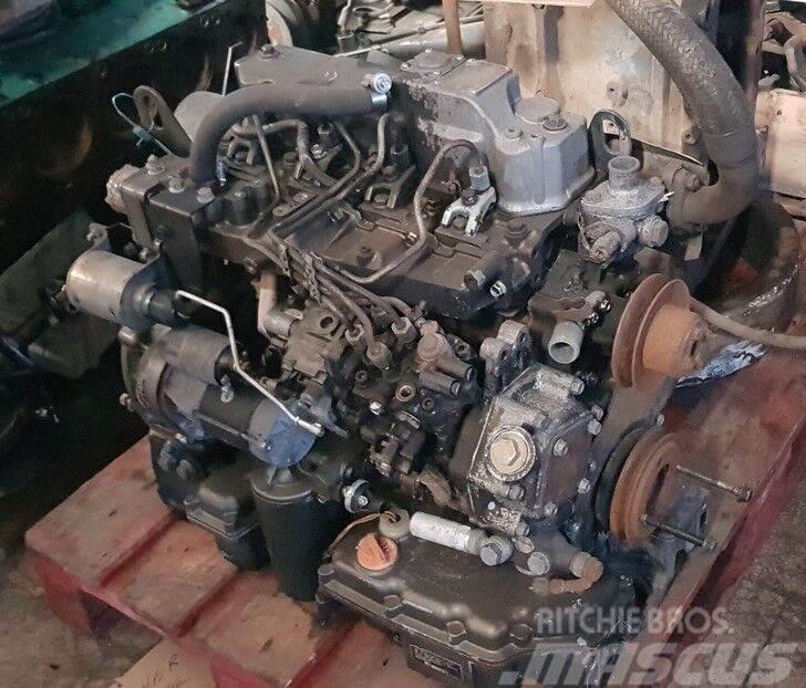 Yanmar 4TNV86 / Thermo King TK4 86V - 4TNV86 - TK486V The - Engines