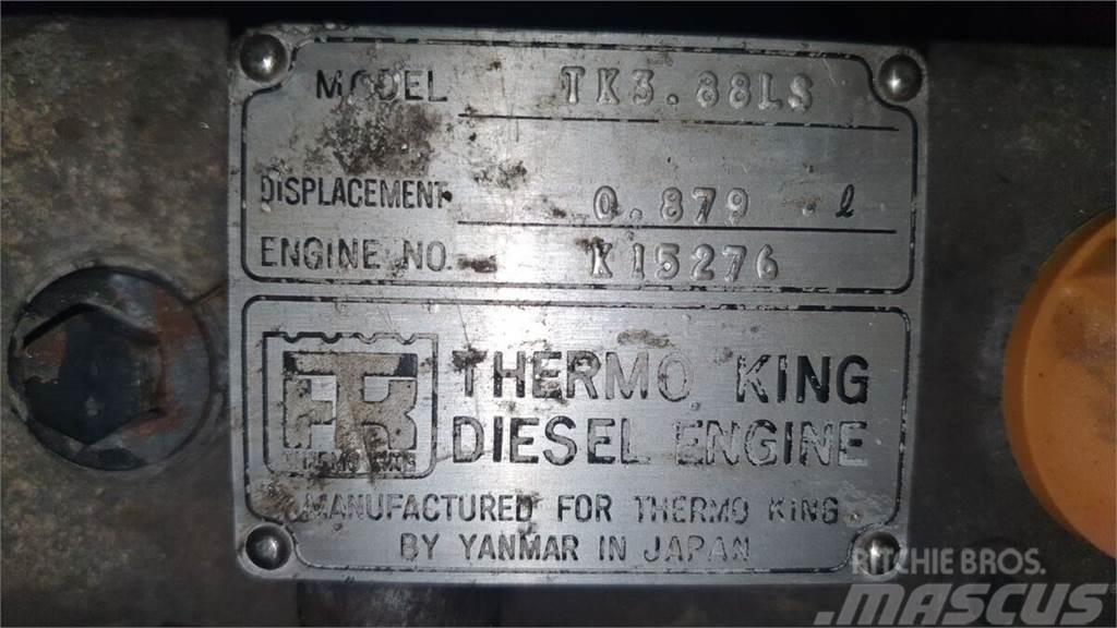 Yanmar /THERMO KING 3TNE72 (TK 3.95)