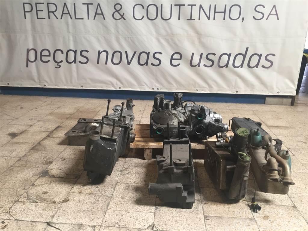 ZF spare part - engine parts - engine oil cooler