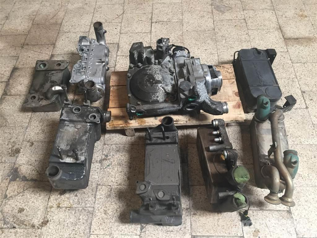 ZF spare part - engine parts - engine oil cooler - Hydraulics