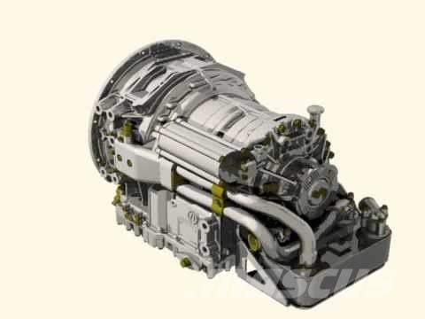 ZF spare part - transmission - gearbox