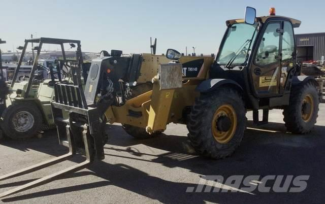 Caterpillar TH514D