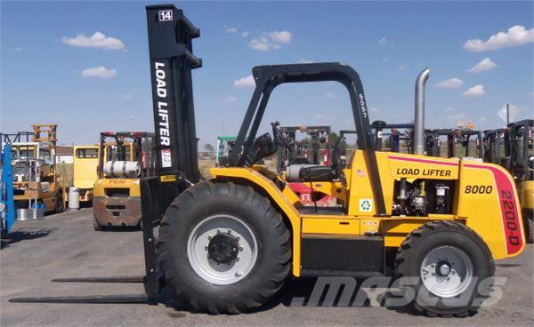 Load Lifter 2214-8D