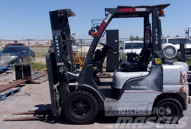 Nissan MPL02A25LS