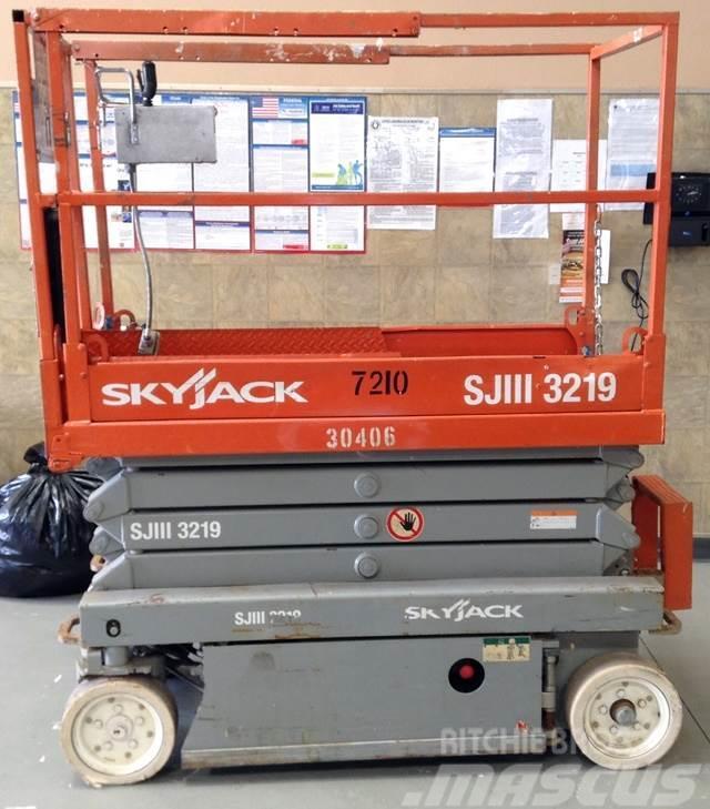SkyJack SJIII3219