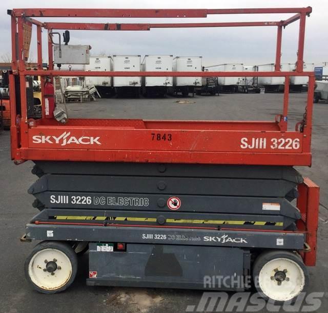 SkyJack SJIII3226