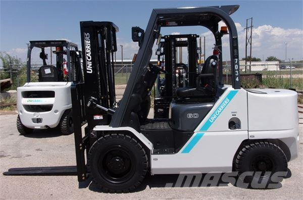 UniCarriers FHD30T5V