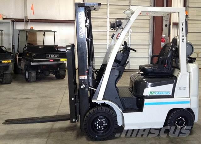 UniCarriers MAP1F1A18LV