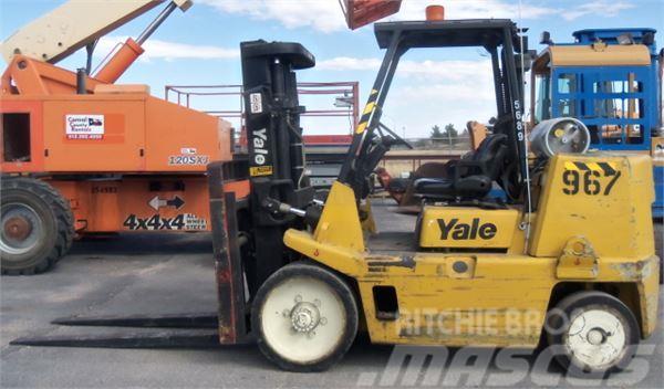Yale GLC155CANGBV087