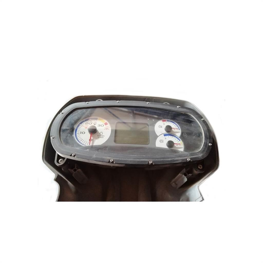 New Holland spare part - electrics - dashboard
