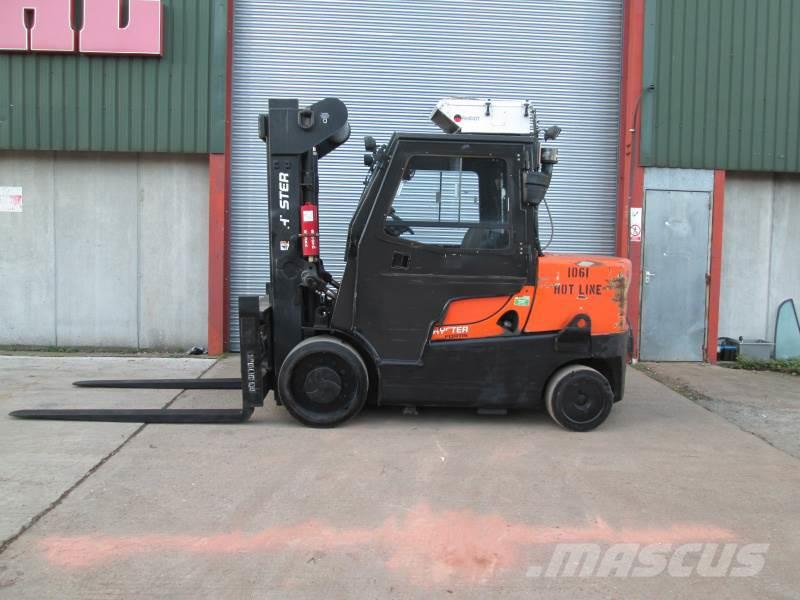 Hyster S8.00FT