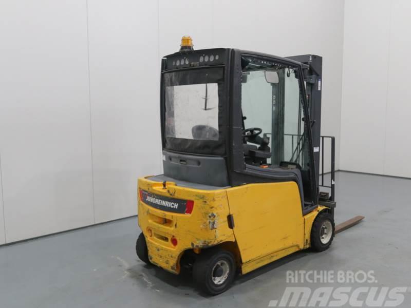 Electric Forklift Jungheinrich Erv308: Jungheinrich EFG320 Electric Forklift Trucks, Price: £
