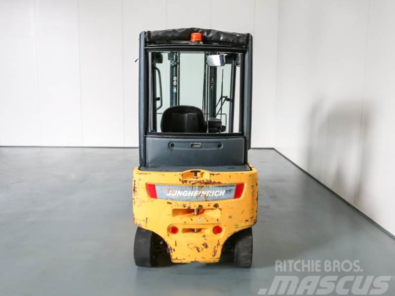 Electric Forklift Jungheinrich Erv308: Jungheinrich EFGVAC20 Electric Forklift Trucks, Price: £