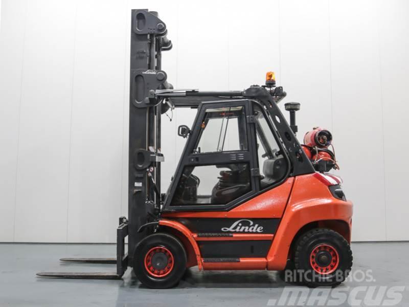 Linde H60T-02 396