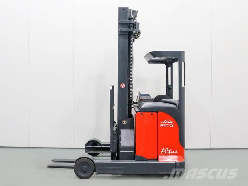 Linde R20S-12 115 WIDE LEGS