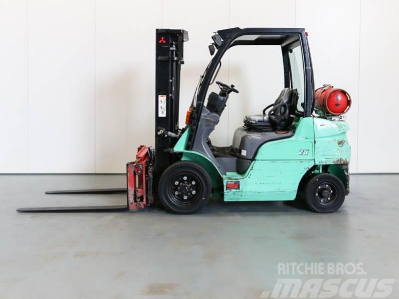 Mitsubishi FG25N