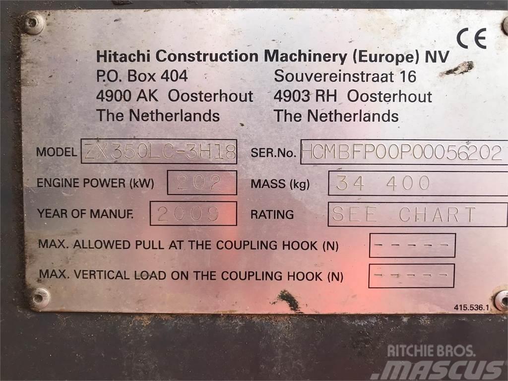 Hitachi ZX350LC-3H18
