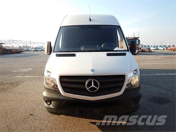 Mercedes benz a210 sprinter 313 cdi f 43 35 long for Mercedes benz sprinter 313
