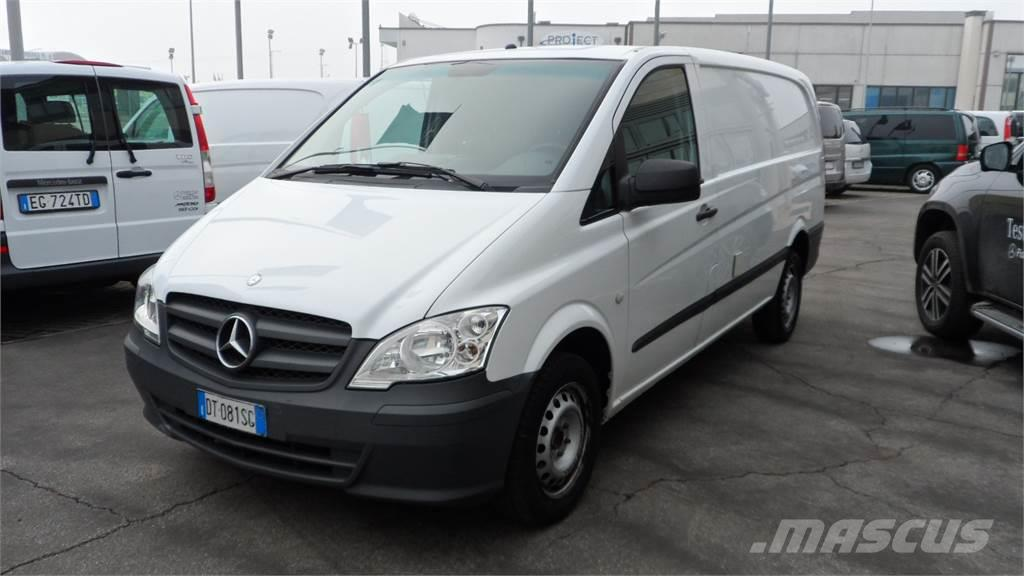 used mercedes benz a260 vito 115 cdi long other trucks year 2008 for sale mascus usa. Black Bedroom Furniture Sets. Home Design Ideas