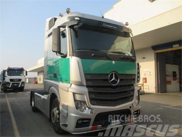 Mercedes-Benz ACTROS 18.45 LS