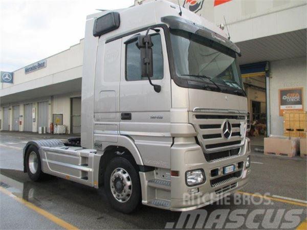 Mercedes-Benz ACTROS 18.46