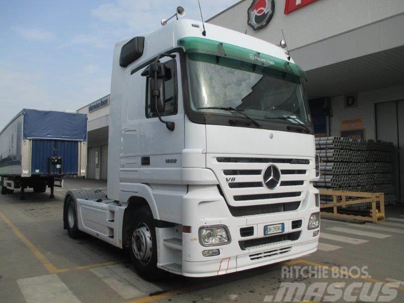 Mercedes-Benz Actros 18.50 LS