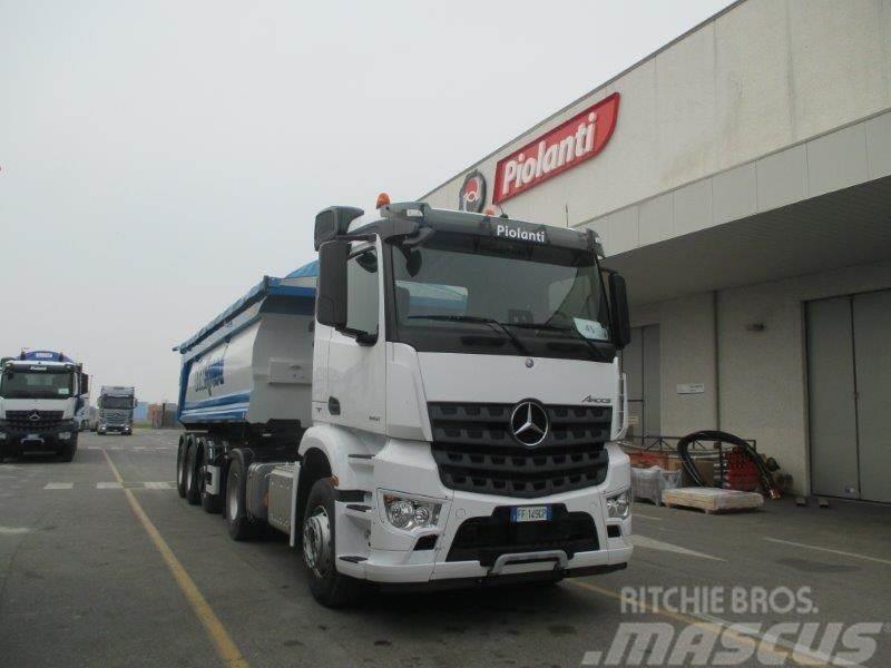 Mercedes-Benz Arocs 18.51 euro 6