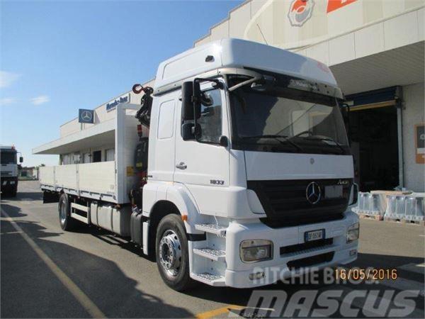 Mercedes-Benz MERCEDES AXOR 18.33