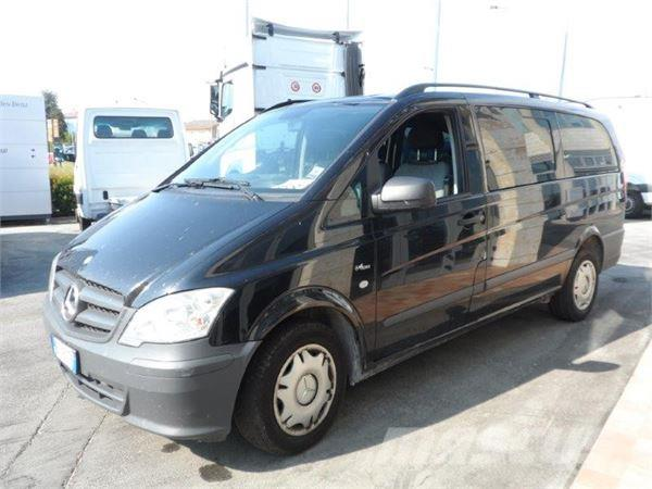 used mercedes benz vito mixto 116 cdi long panel vans year 2012 for sale mascus usa. Black Bedroom Furniture Sets. Home Design Ideas