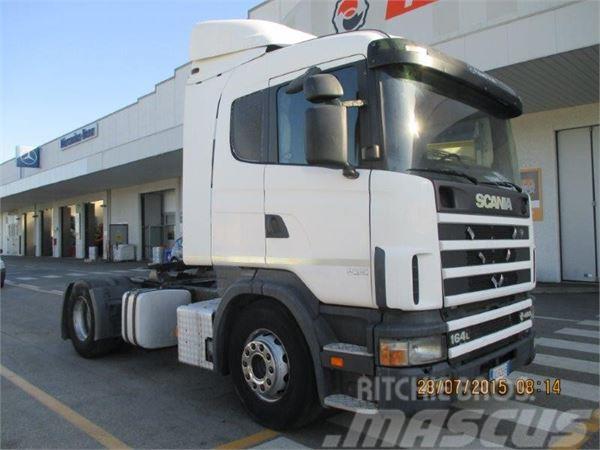 Scania R164 - 480
