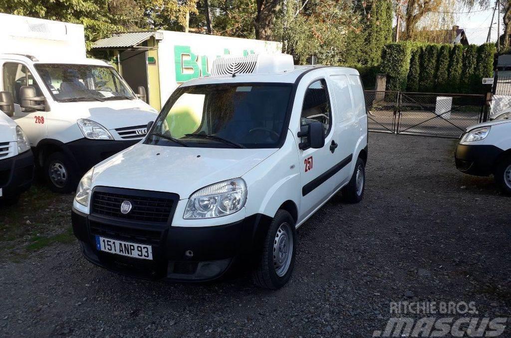 Fiat DOBLO CHŁODNIA 1,3 JTD