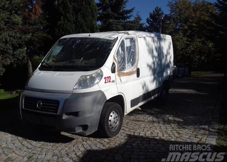 Fiat DUCATO 2,3 JTD L1H1