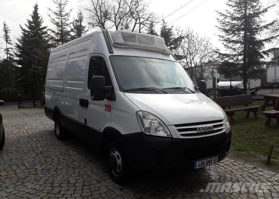 Iveco DAILY 35C12 CHŁODNIA