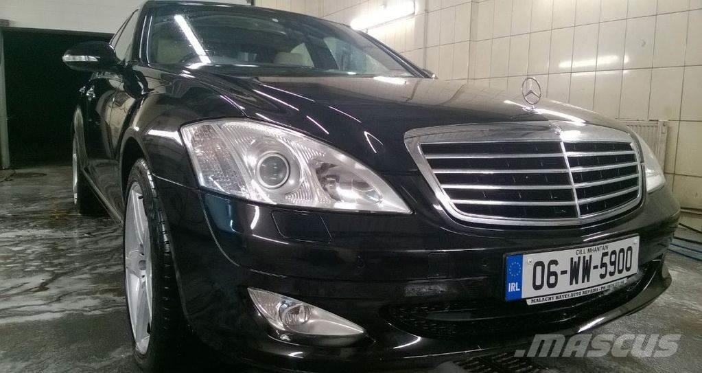 Used mercedes benz klasa s w221 other year 2006 price for Mercedes benz w221 price