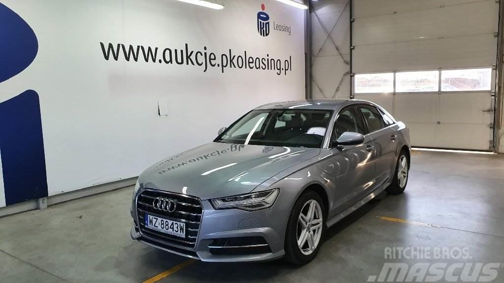 Audi A6 sedan 1.8 TFSI ultra S tronic